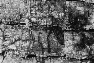"""Roof tiles II""  | 15x20 cm | photographic printing (double exposure) | 2014"