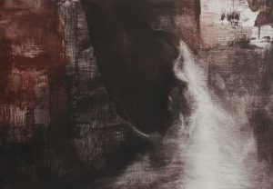 """Topography III (third step)"" 